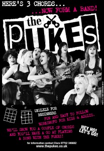 Pukes-_3-_Chords_poster-207x300